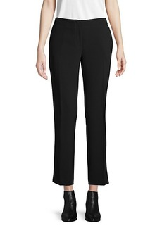 Karl Lagerfeld Side-Piped Ankle Pants