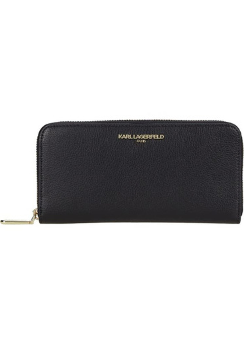 Karl Lagerfeld Small Leather Good Wallet