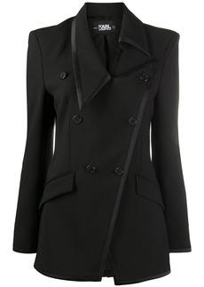 Karl Lagerfeld STUDIO KL asymmetric blazer