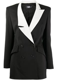 Karl Lagerfeld STUDIO KL double-breasted blazer