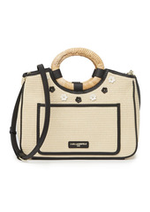 Karl Lagerfeld Tess Satchel Bag