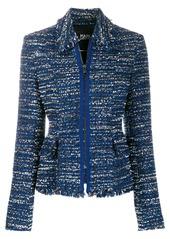 Karl Lagerfeld tweed boucle jacket