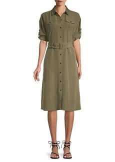 Karl Lagerfeld Utility Dress