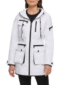 Women's Karl Lagerfeld Paris Hooded Tech Parka