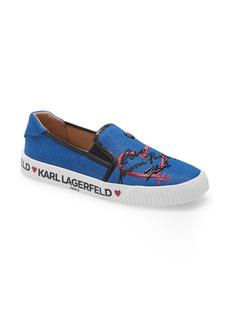 Women's Karl Lagerfeld Paris Jessie Slip-On Sneaker