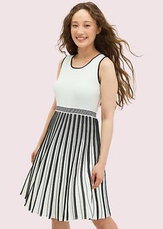 Kate Spade Bicolor Sweater Dress