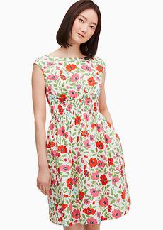 Kate Spade Bold Garden Blooms Blaire Dress