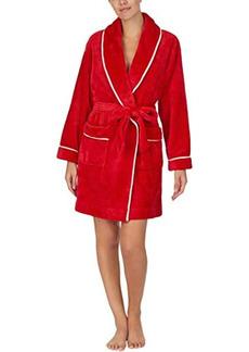 Kate Spade Chenille Wrap Robe