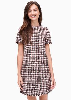 Kate Spade Enchanted Tweed Dress