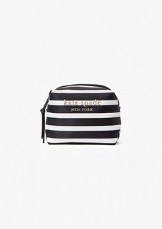 Kate Spade Everything Puffy Stripe Mini Cosmetic Case