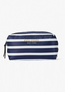 Kate Spade Everything Puffy Stripes Medium Cosmetic Case
