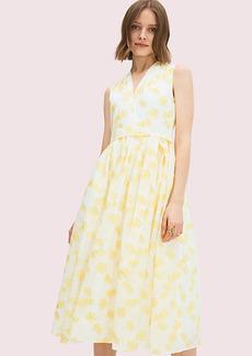 Kate Spade Flora Organza Dress
