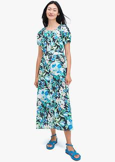 Kate Spade Full Bloom Voile Dress
