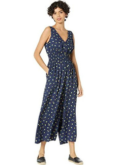 Kate Spade Garden Ditsy Jumpsuit