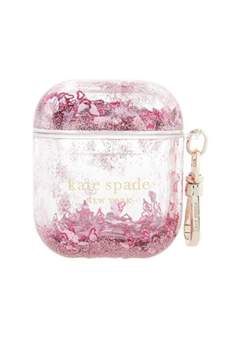 Kate Spade Glitter Airpod® Case for Tech Accessories