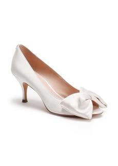 kate spade new york crawford peep toe pump (Women)