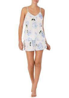 kate spade new york floral boxer short pajamas
