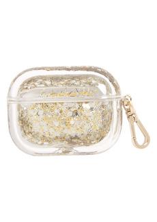 kate spade new york glitter AirPod Pro case