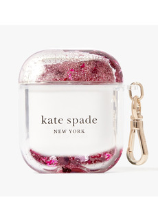 kate spade new york Glitter Airpods Case