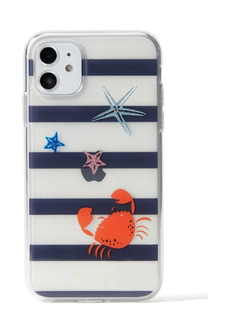 kate spade new york Jeweld Sandcastle iPhone 11 Case
