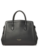 kate spade new york knott large leather satchel