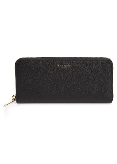 kate spade new york margaux leather continental wallet