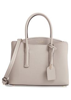 kate spade new york medium margaux leather satchel