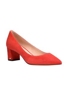 kate spade new york menorca pointed toe pump (Women)