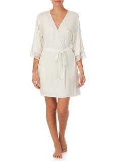 kate spade new york mrs. short robe