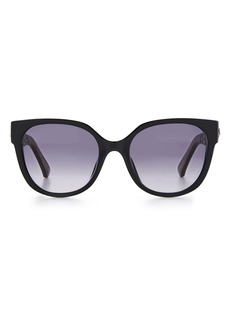 kate spade new york ryleigh 54mm gradient sunglasses