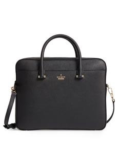 kate spade new york saffiano leather laptop bag