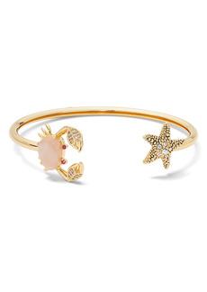 kate spade new york sea star cuff bracelet