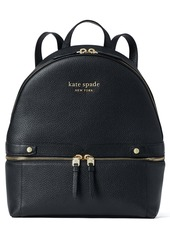 kate spade new york the day pack leather backpack