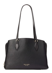 kate spade new york zeezee large leather work tote