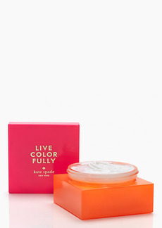 Kate Spade Live Colorfully Body Cream