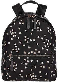 Kate Spade Nylon City Pack Confetti Stars Medium Backpack