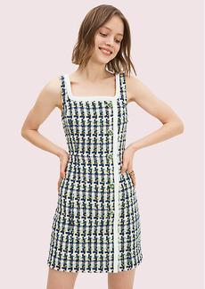 Kate Spade Pop Tweed Dress