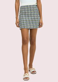 Kate Spade Pop Tweed Skirt