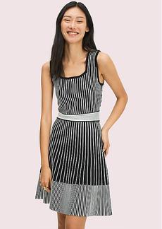 Kate Spade Rib-Knit Sweater Dress