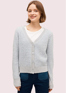 Kate Spade Sparkle Cardigan Sweater