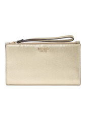 Kate Spade sylvia large leather wristlet