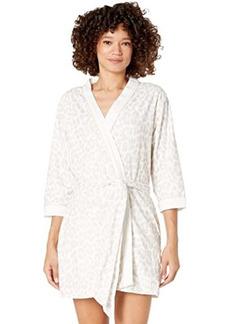 Kate Spade Terry Velour Short Wrap Robe