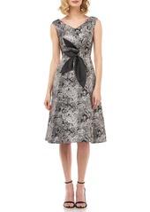 Kay Unger New York Kay Unger Chloé Fit & Flare Dress