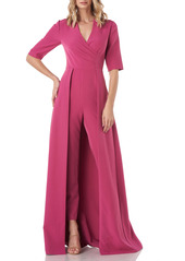 Kay Unger New York Kay Unger Faith Maxi Romper