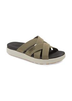 Keen Elle Webbing Strap Slide Sandal (Women)