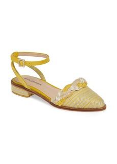 Kelsi Dagger Brooklyn Annalese Ankle Strap Flat (Women)