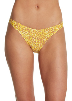 Kendall + Kylie Double Gather Swim Bottoms