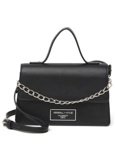 Kendall + Kylie Faux Leather Shoulder Bag