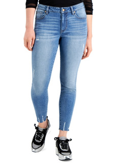 Kendall + Kylie Kendall + Kyle Juniors' High-Rise Skinny Ankle Jeans