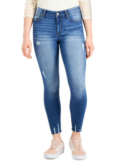 Kendall + Kylie Kendall + Kyle Juniors' Mid-Rise Skinny Ankle Jeans